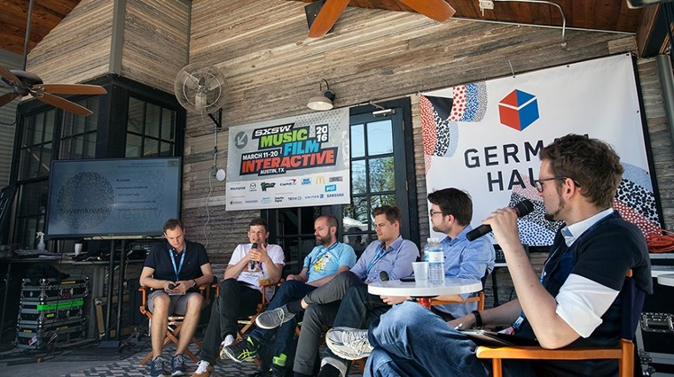 Digitale Kreative bei der SXSW