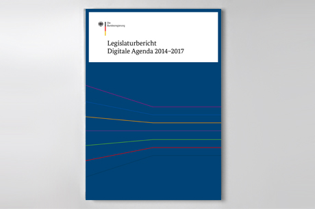 Cover der Publikation Digitale Agenda