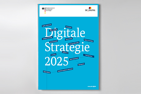 Cover der Publikation Digitale Strategie 2015
