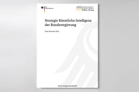 Strategie Künstliche Intelligenz der Bundesregierung