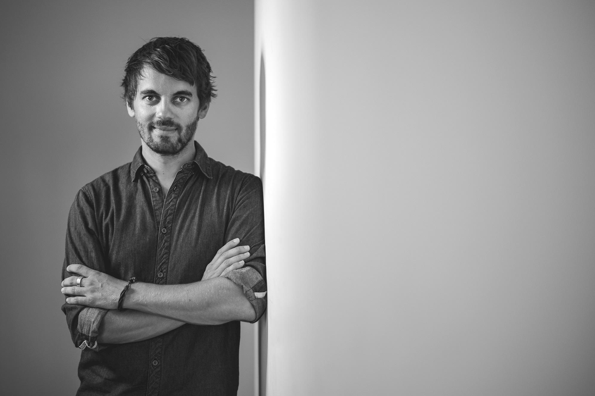 Portrait von Philipp Bekler