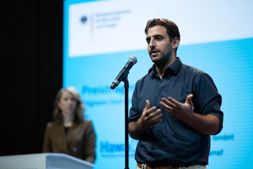 Karim Tarraf, Mitgründer und CEO von Hawa Dawa
