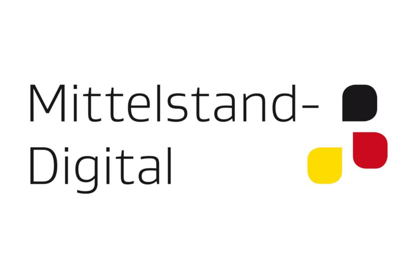 Dieses Bild zeigt das Logo des BMWi-Förderschwerpunkts Mittelstand-Digital.