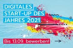 Digitales Start-up des Jahres