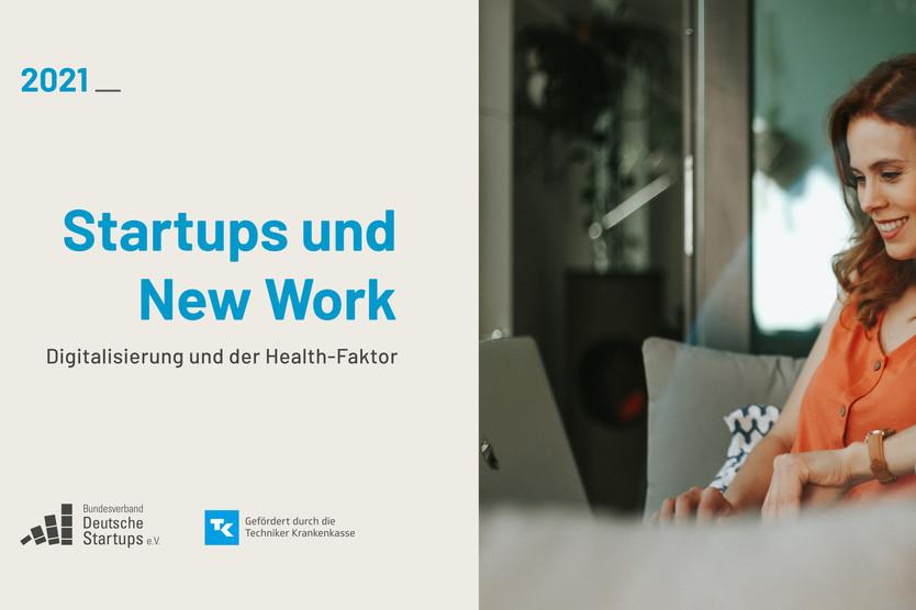 Startups und New Work