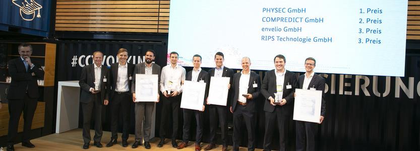 Preisträger Digitales Start-up des Jahres