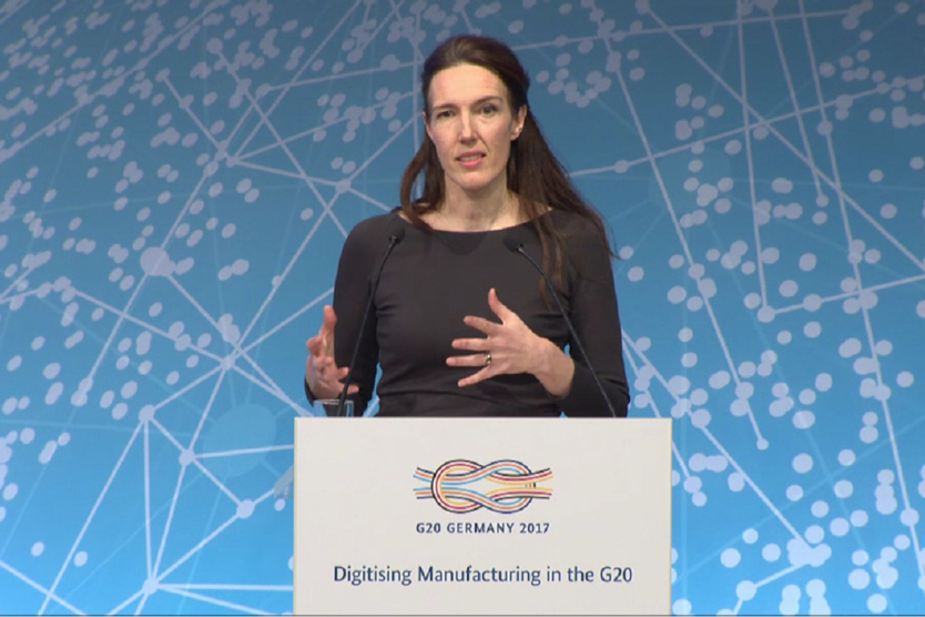 Digitising Manufacturing in the G20: Global Impacts; Quelle: BMWi
