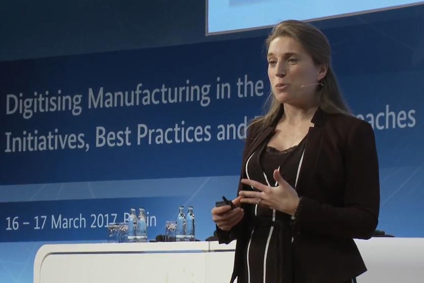 Prof. Krystyn van Vliet; Quelle: BMWi