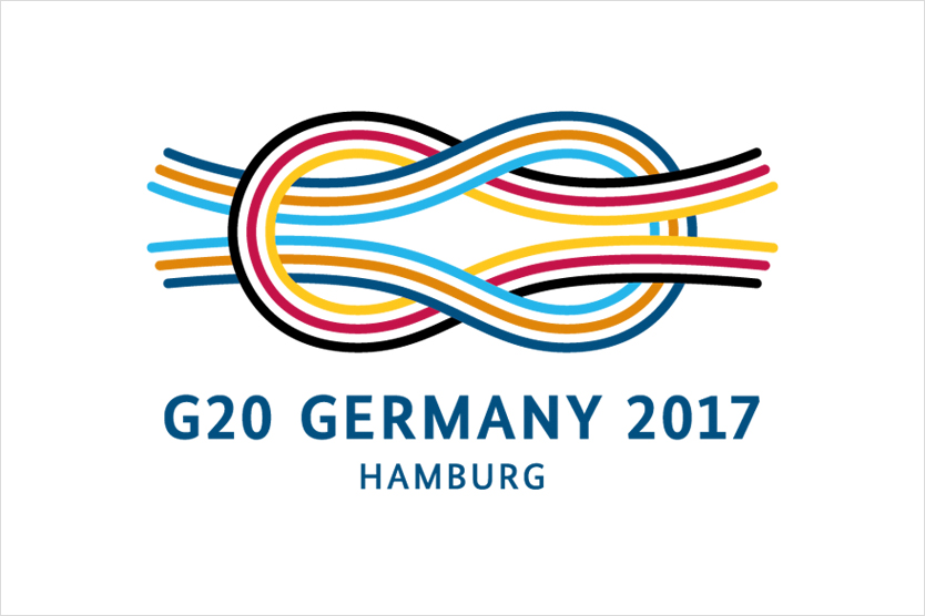 Logo of the German G20 Presidency