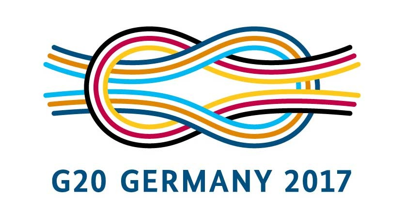 Logo of the German G20 Presidency