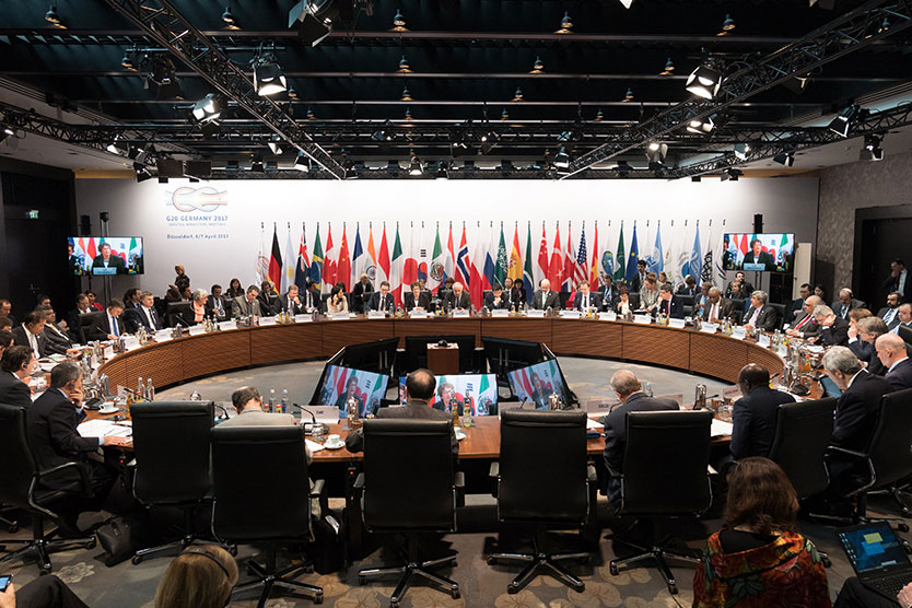 Round Table G20 Digital Ministers Meeting
