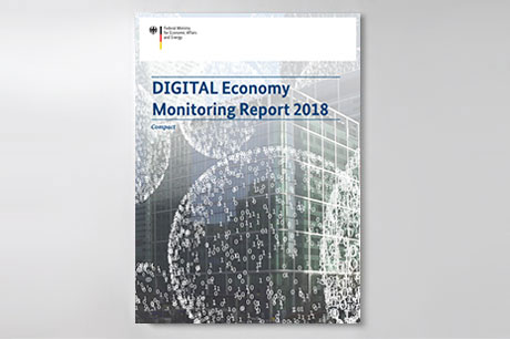 Cover: DIGITAL Economy Monitoring Report 2018