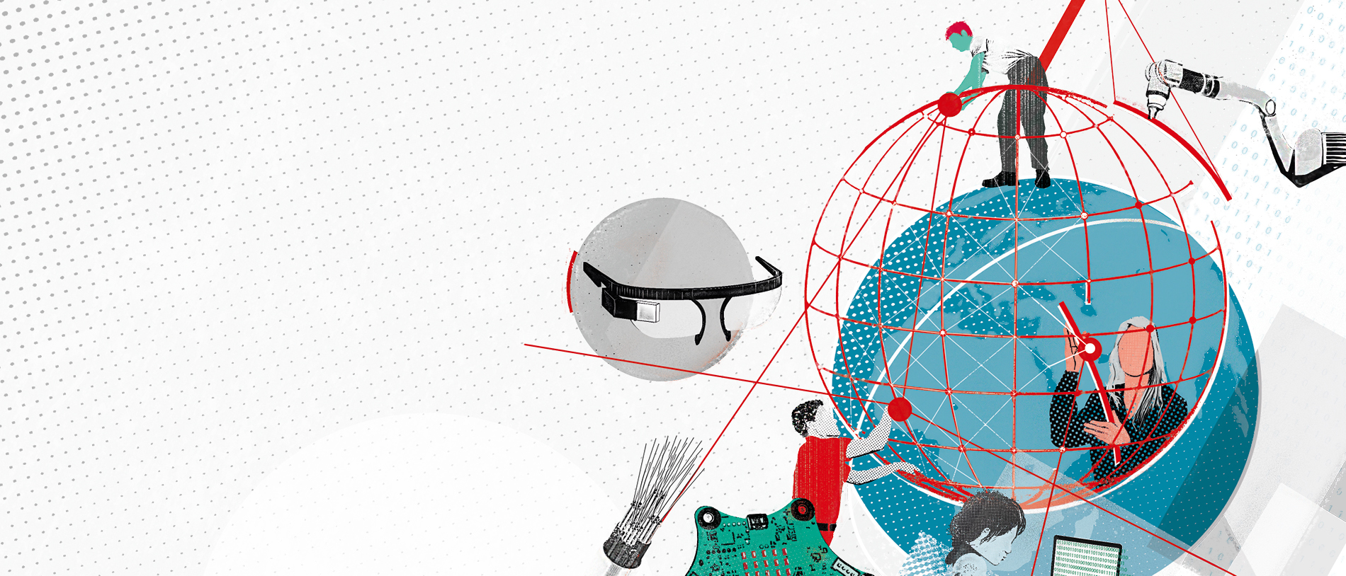 Cover of the Global. Innovative. Fair brochure; source: BMWi / Herr Müller