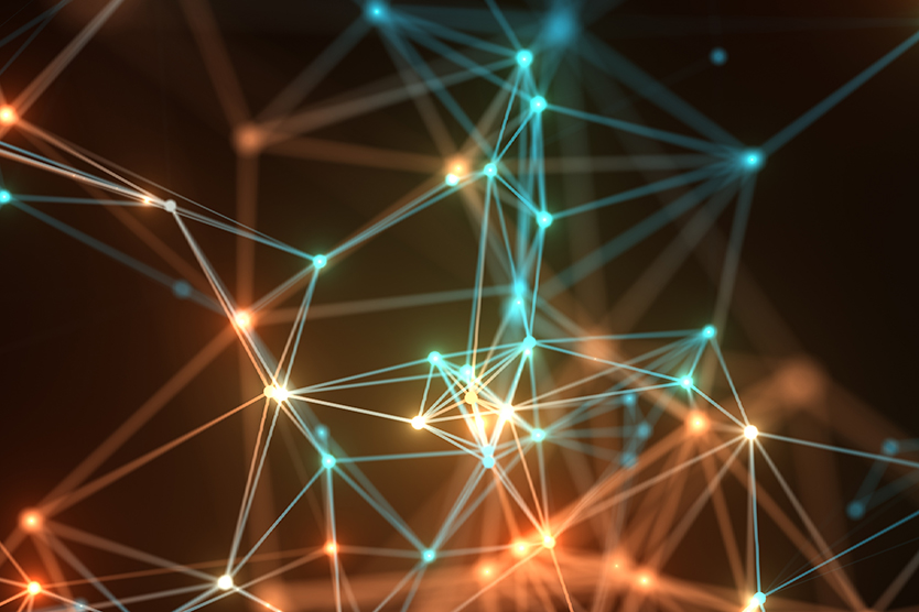 Light points; Quelle: istock.com/naddi