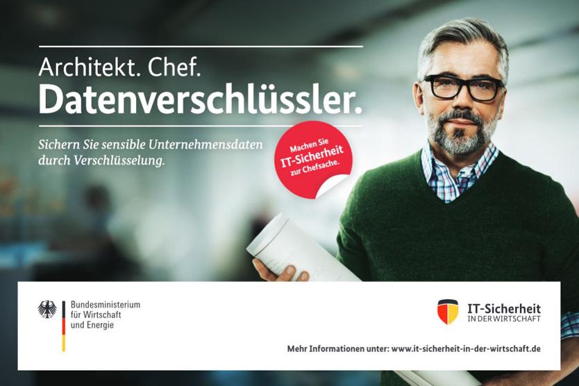 Kampagne IT Sicherheit, Quelle: BMWi