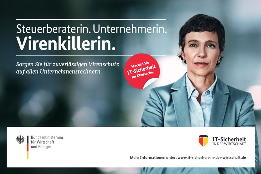 Kampagne IT Sicherheit