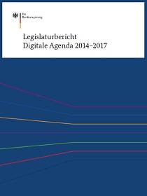 Cover der Publikation Digitale Agenda