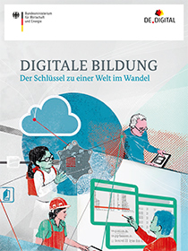 Cover der Publikation Digitale Bildung