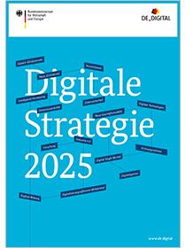 Cover der Publikation Digitale Strategie 2025