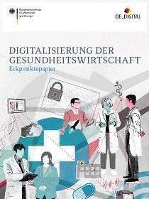 Cover der Publikation Gesundheitswirtschaft