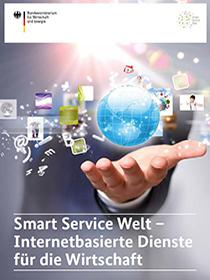 Cover der Publikation Smart Service Welt - Internetbasierte Dienste für die Wirtschaft
