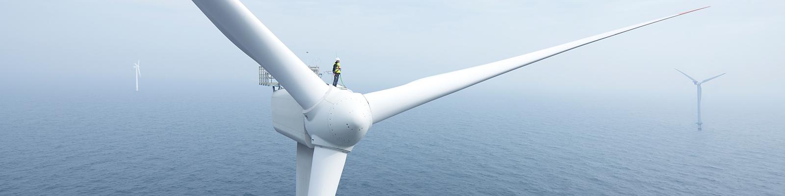 Offshore wind farm; Source: ABB
